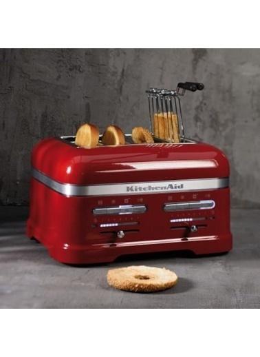 KitchenAid 5Kmt4205Eca Artisan 4 Dilim Ekmek Kızartma Makinesi Candy Apple Renkli